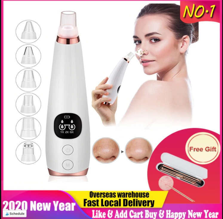 Blackhead Remover Suction tool deal