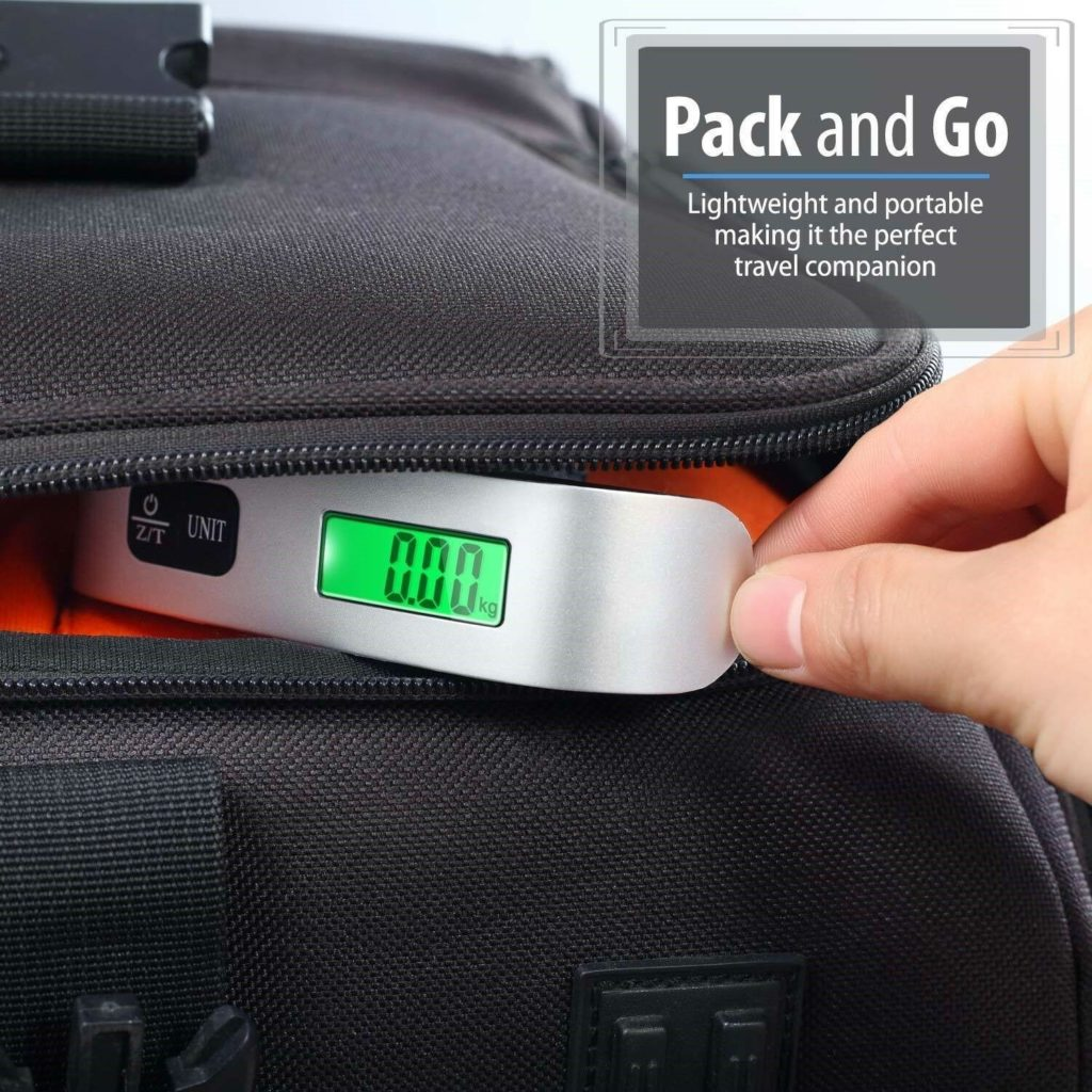 Digital Hanging Luggage Scale Deal Discount