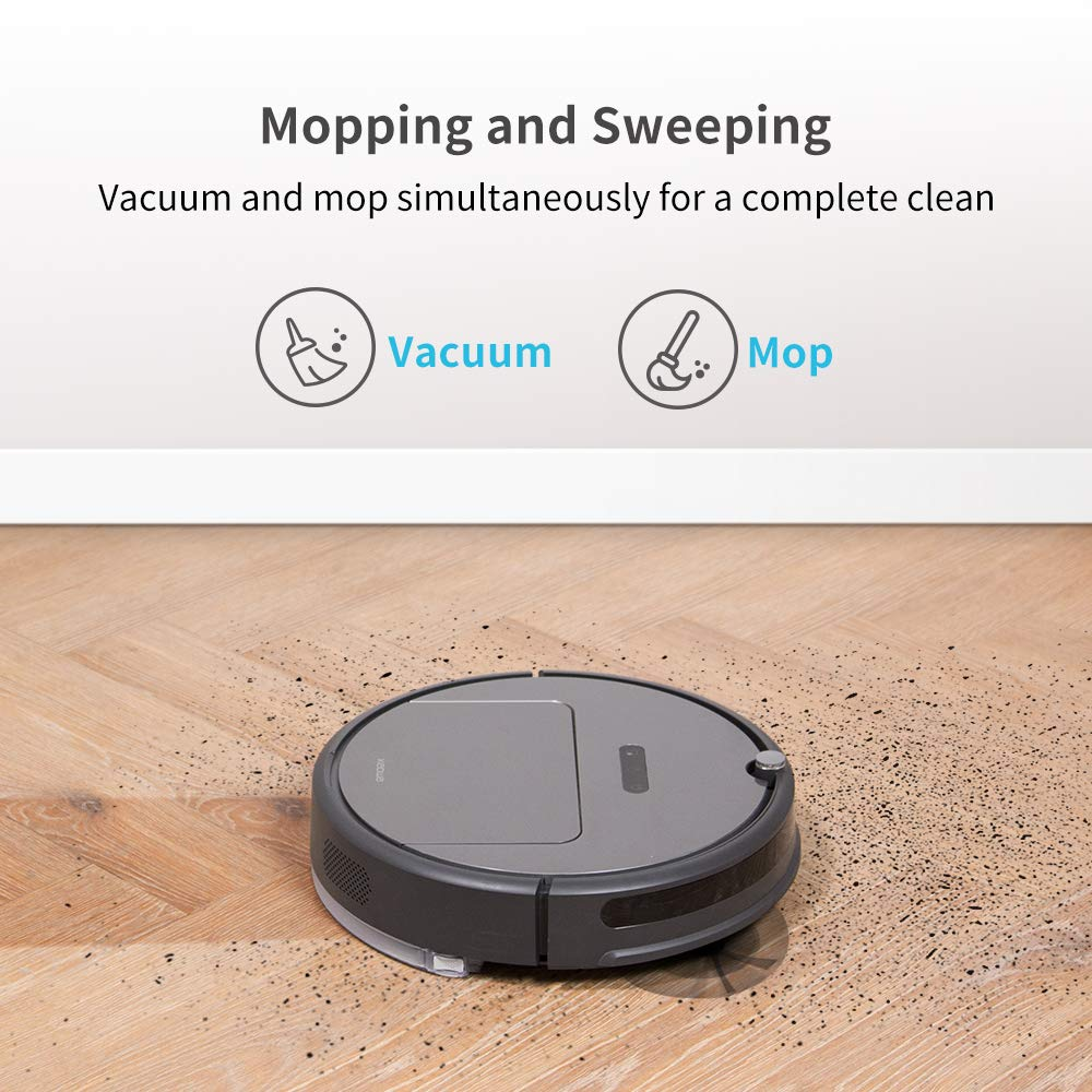 Robot Vacuum and Mop deal offer