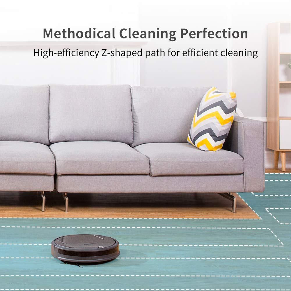Robot Vacuum and Mop Discount